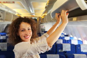 air plane skin care tips